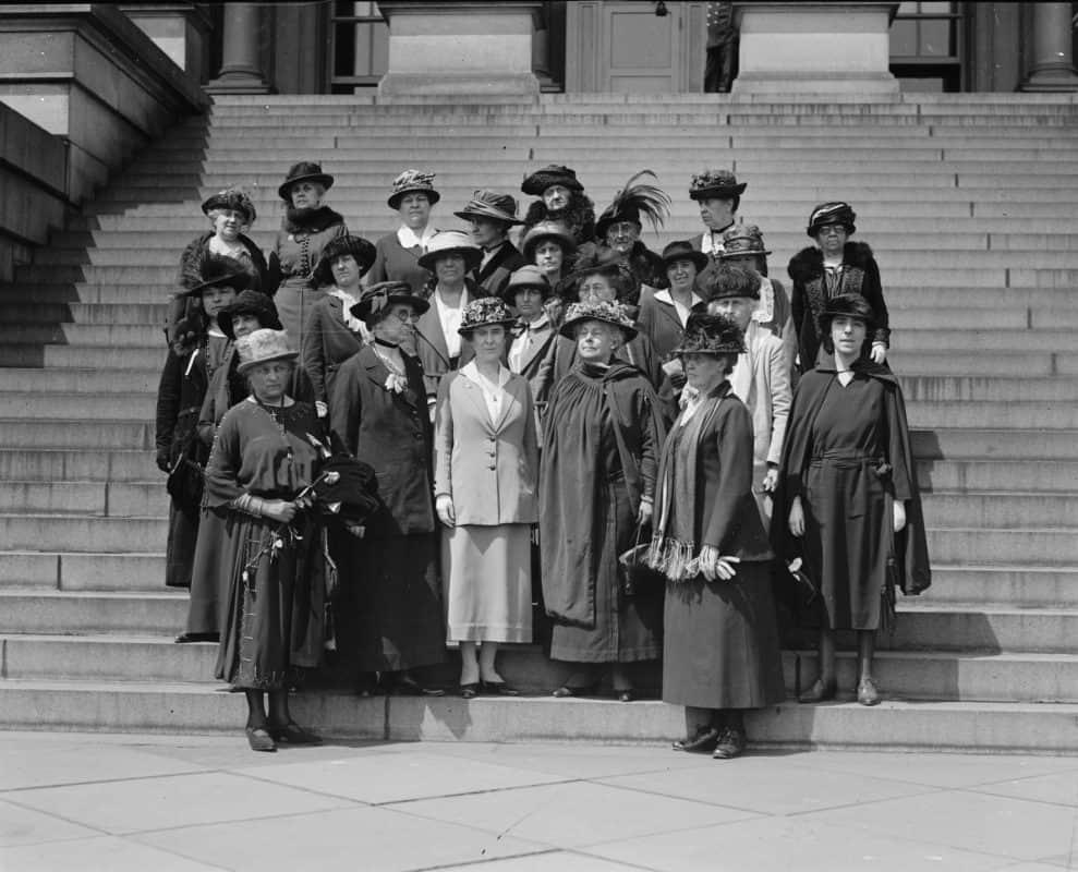 The Women's International League, May 1, 1922.
