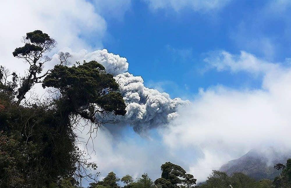 Turrialba Volcano, March 12 2015