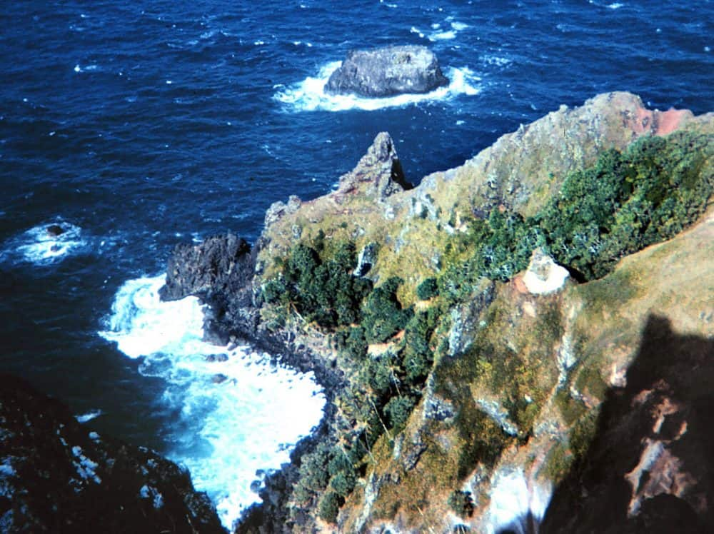 Pitcairn Island, Southern Pacific Ocean