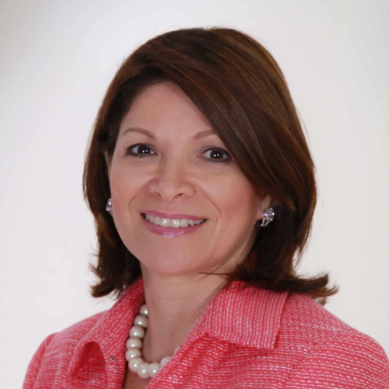 Ana Matilde Gómez, independent legislator at Panama's National Assembly