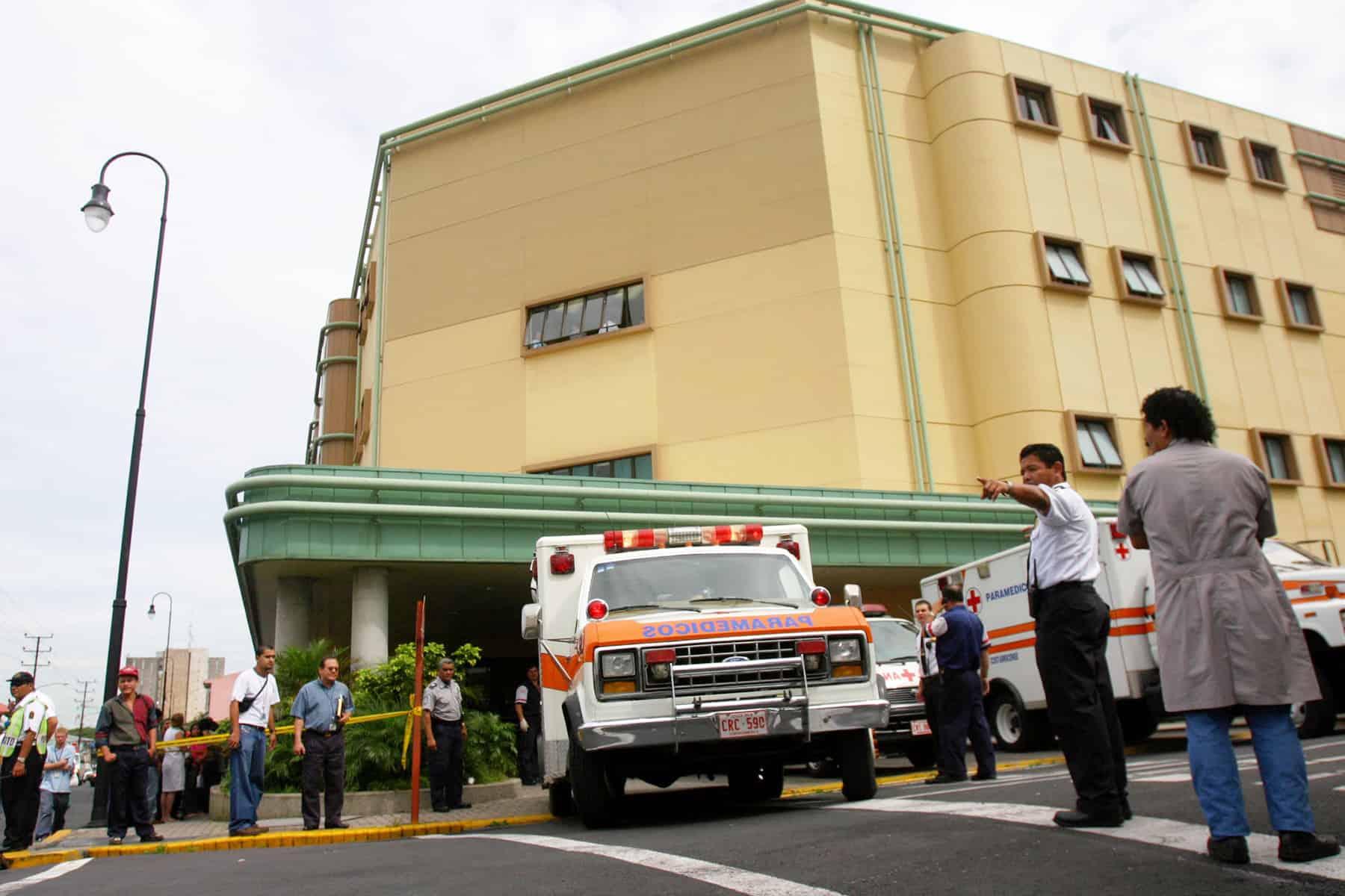 Calderón Guardia Hospital, San José