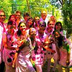 Holi Festival of Colors to celebrate Indian diaspora with colored powder