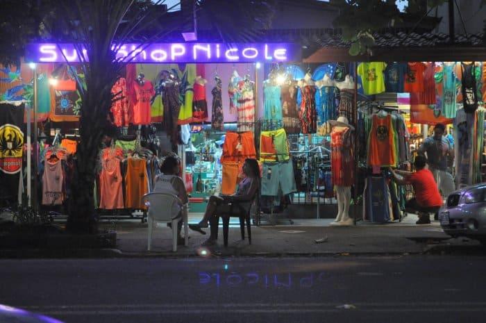 surf shop nicole jaco beach