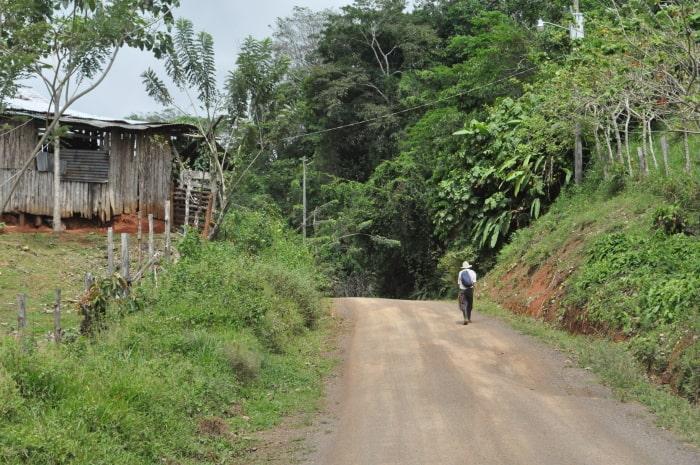 road to Bijagual