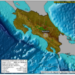 Two Good Friday quakes rock Costa Rica