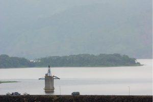 Arenal reservoir