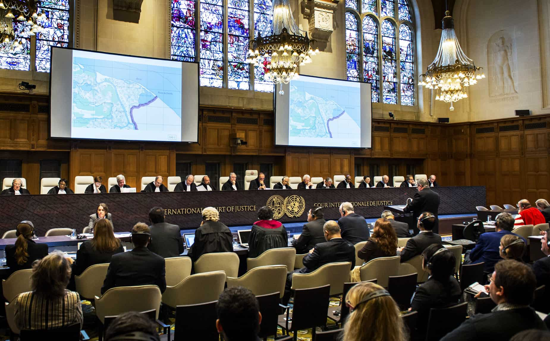 International Court of Justice - The Hague