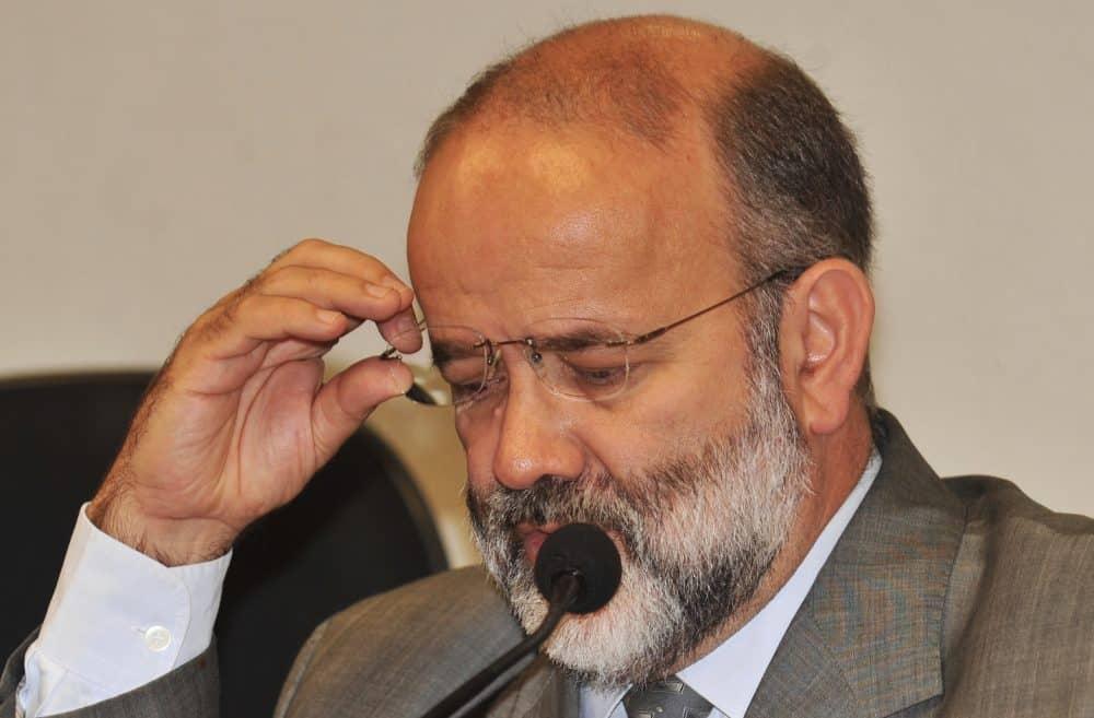 Workers Party Treasurer João Vaccari Neto.