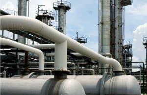 Moín refinery in Limón province.