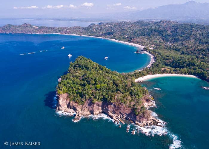 Playa Manuel Antonio.