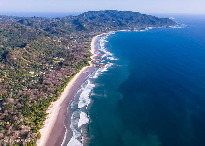 Playa Santa Teresa.