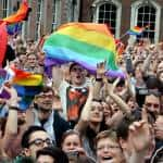 Ireland says yes to gay marriage in landslide vote