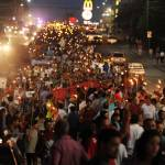Anti-corruption protests spread to Honduras with demands that President Hernández resign