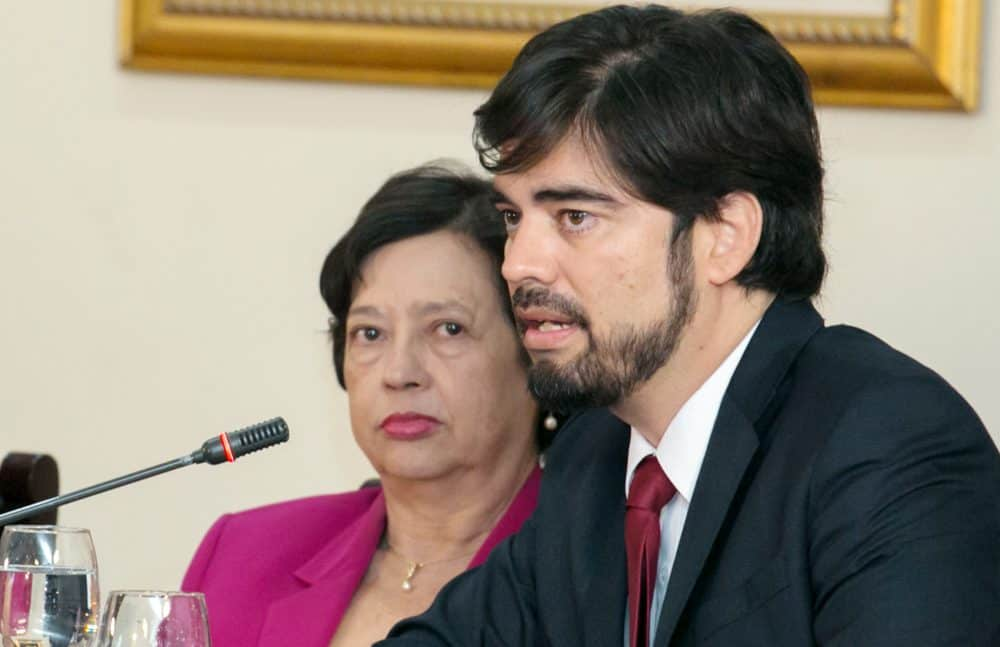 Ex-Culture Minister Elizabeth Fonseca said it was her mistake to appoint Inti Picado as head of the ministry's Center for Arts and Cultural Production.