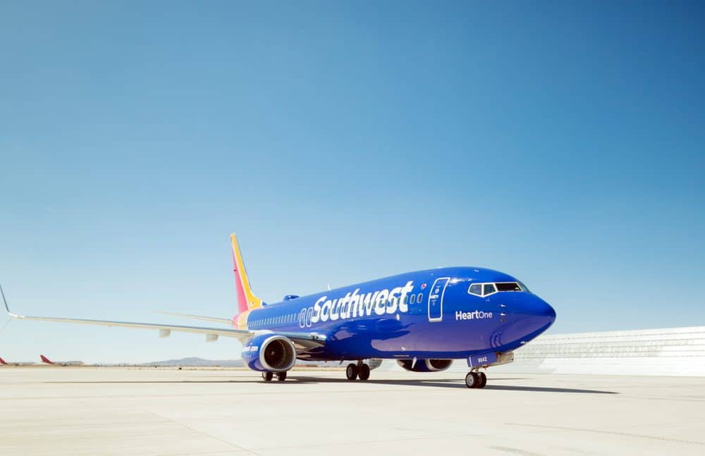 Southwest Airlines flights to Costa Rica