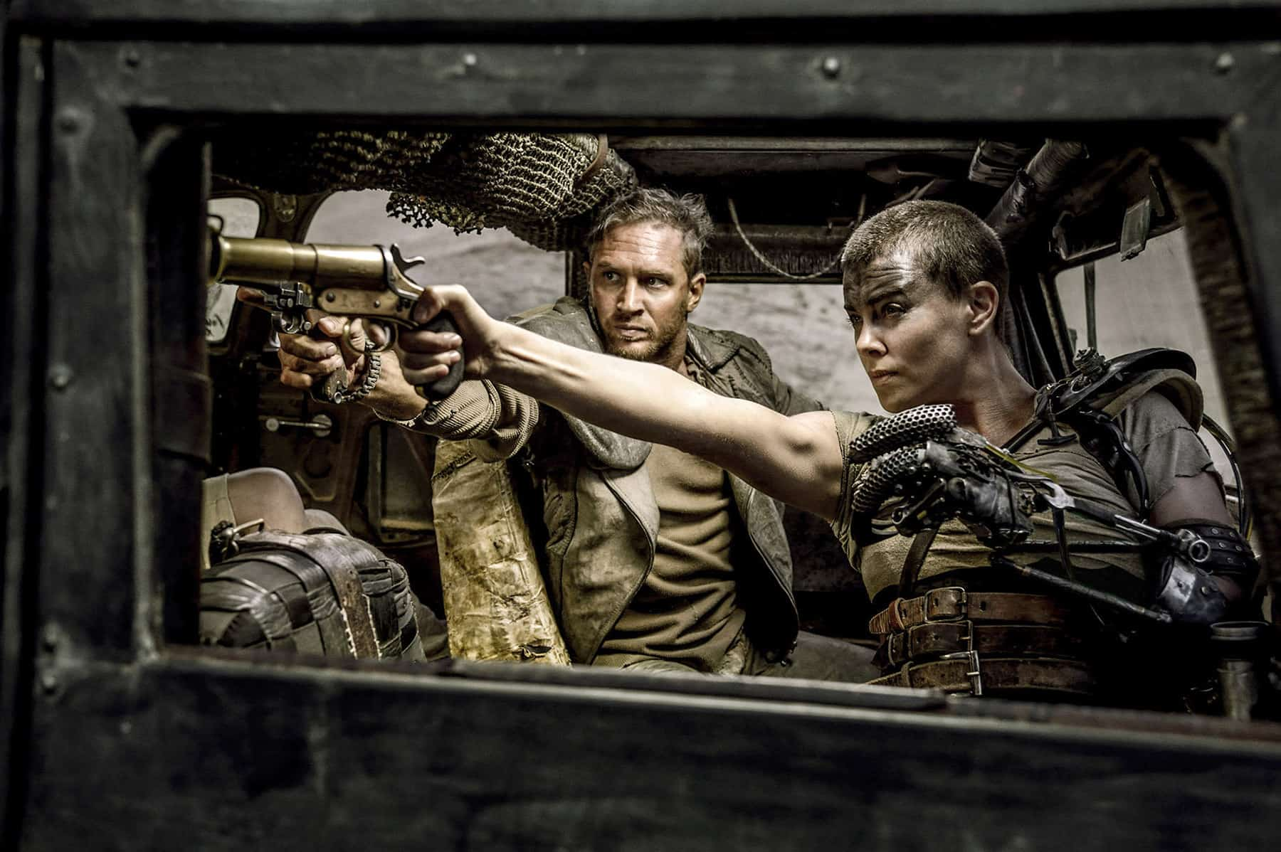 """A still from """"Mad Max: Fury Road."""""""