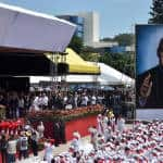 El Salvador's 'voice of the voiceless' beatified