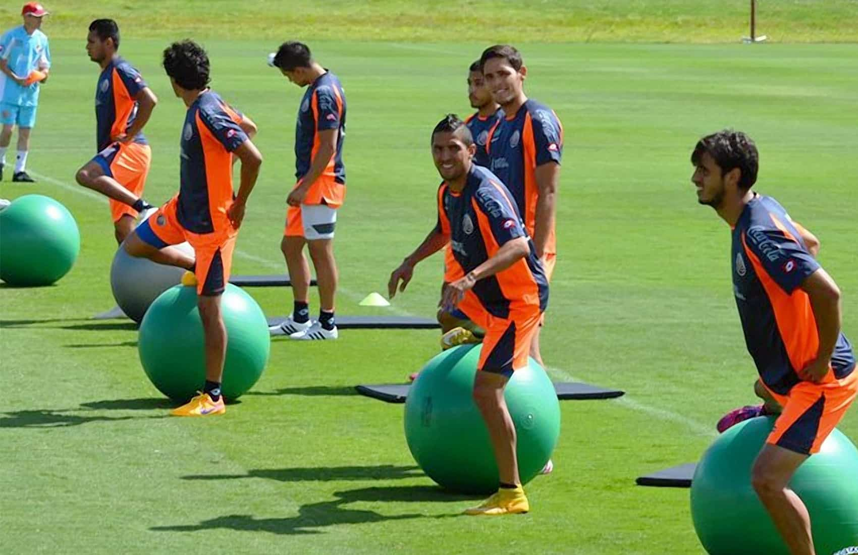 Costa Rica's National Team
