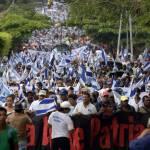Thousands protest Nicaraguan canal