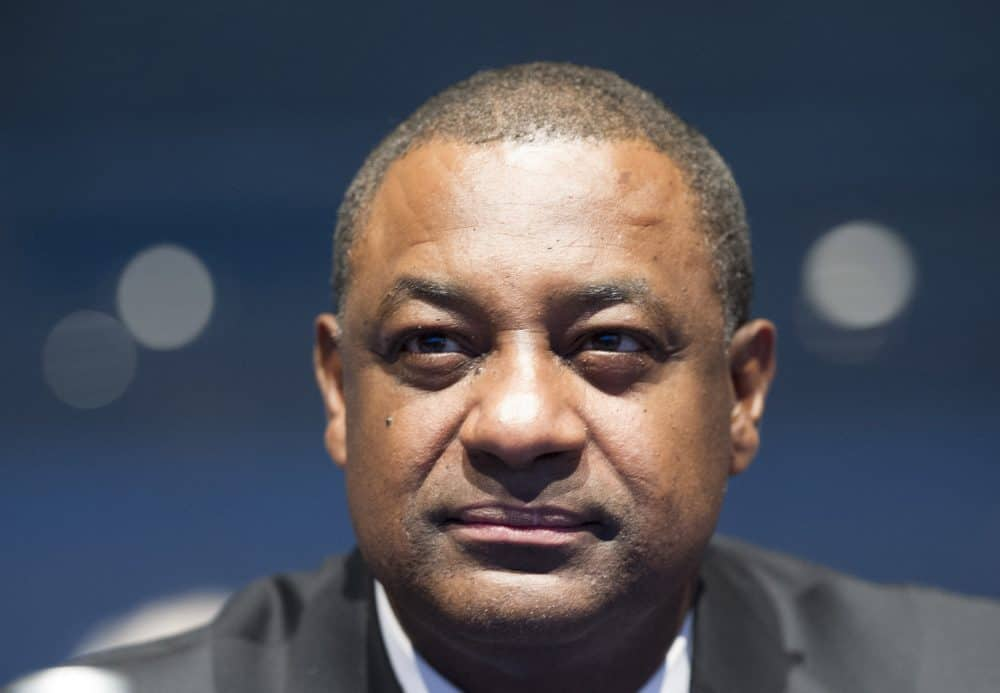 Jeffrey Webb, president of CONCACAF and the Cayman Islands Football Association.