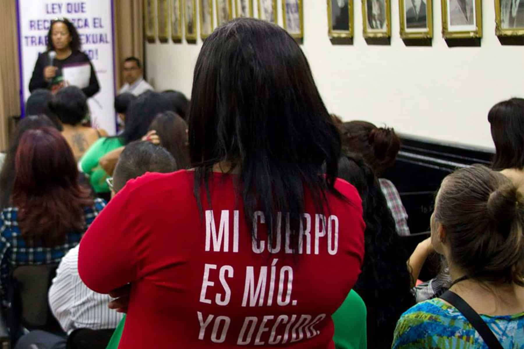 Asociación La Sala meeting at the Legislative Assembly - June 2 2015