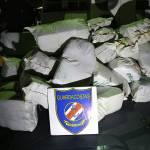 Costa Rican Coast Guard seizes nearly 2 metric tons of marijuana