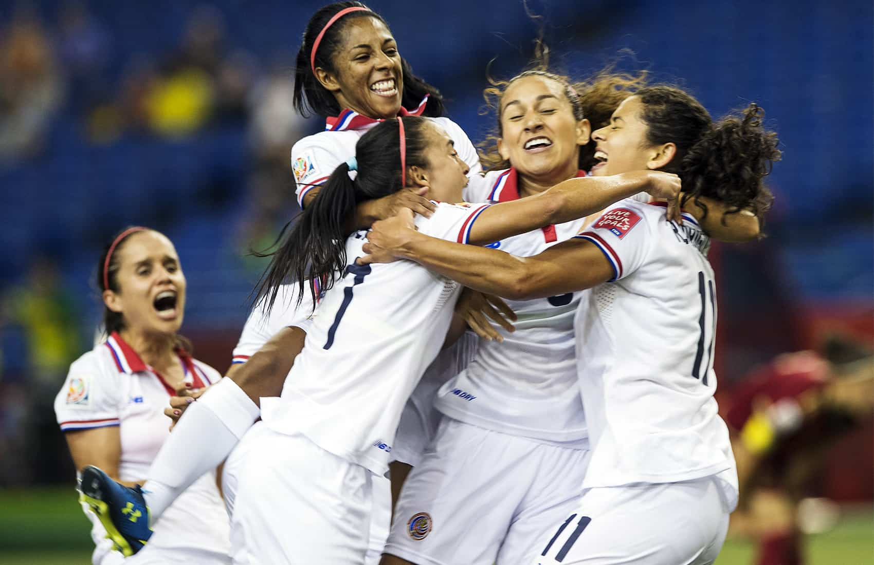 Costa Rica - Spain. June 9, 2015