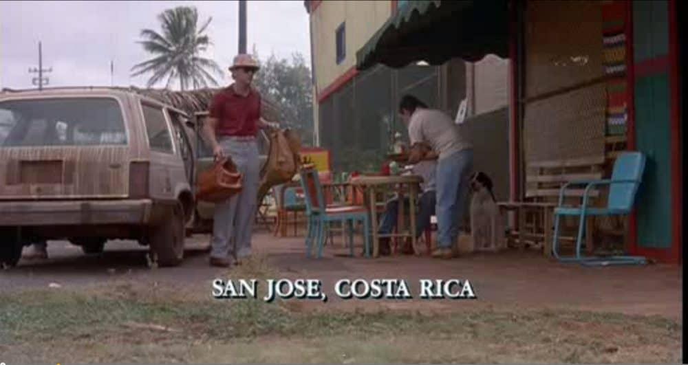 """Screenshot from """"Jurassic Park"""""""