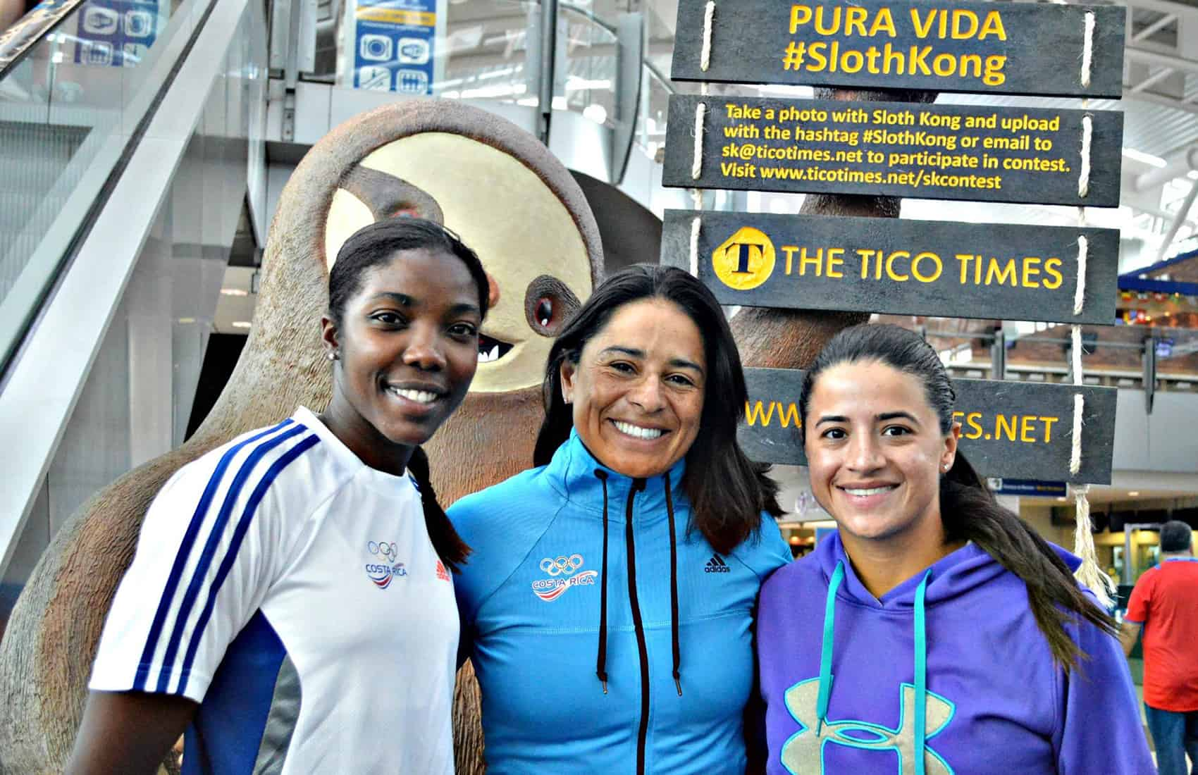 Costa Rica Women's Beach Volleyball National Team