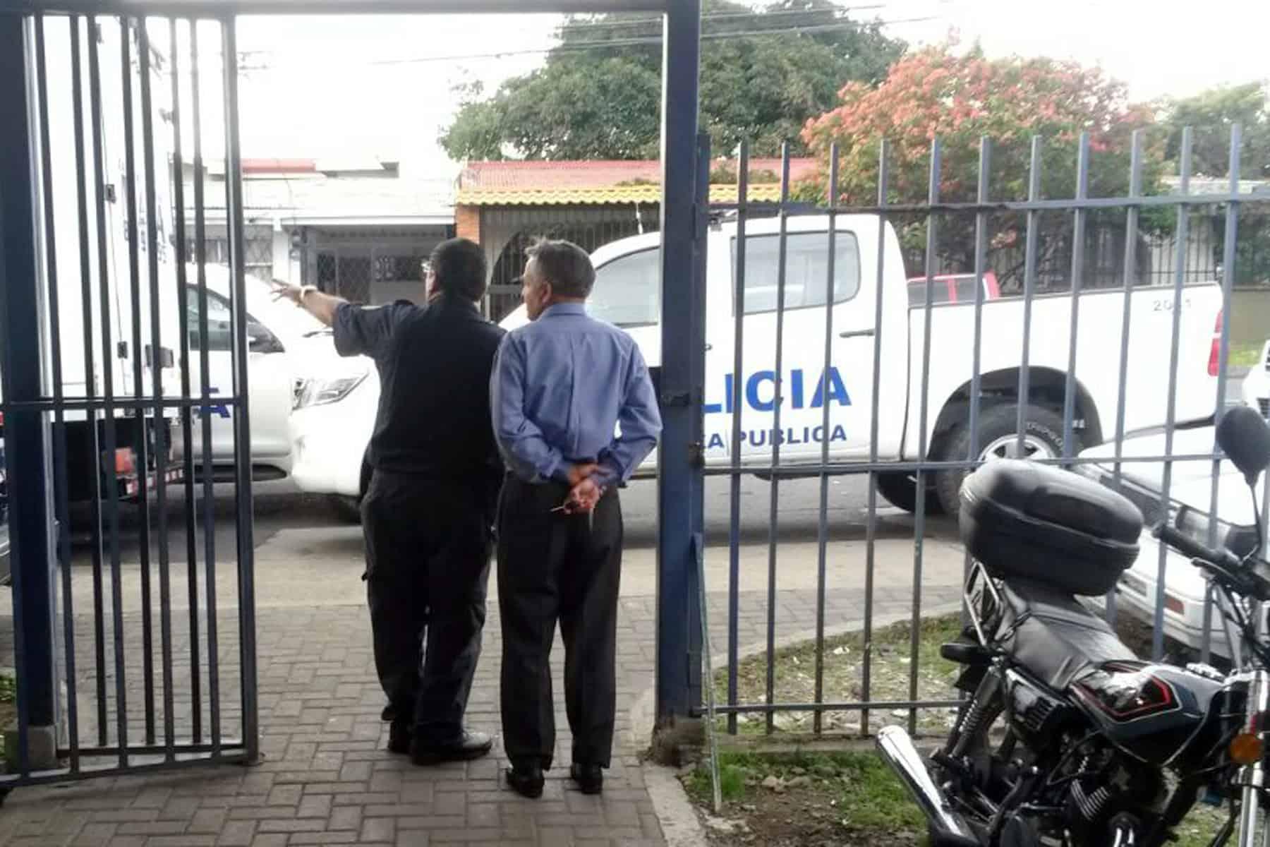Detention of Justo Orozco