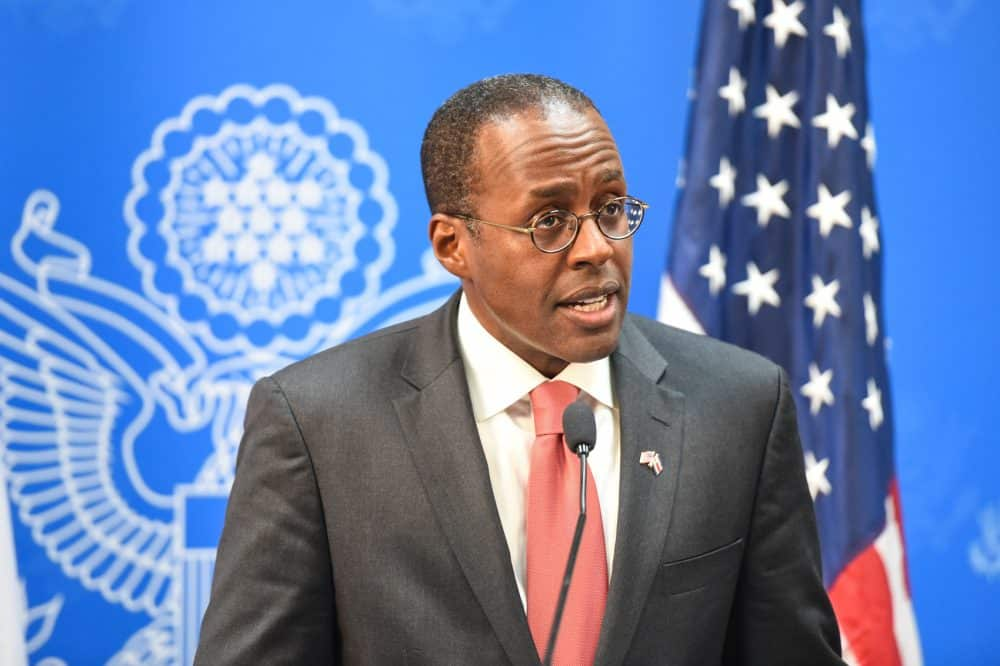 S. Fitzgerald Haney was assigned U.S. ambassador to Costa Rica May 2015.