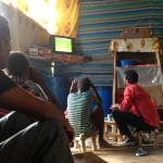 Random Photo of the Month: Ethiopians watch Costa Rica's La Sele get beat by Spain