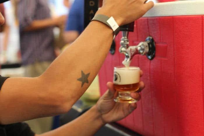 Courtesy of IV Festival de Cerveza Artesanal