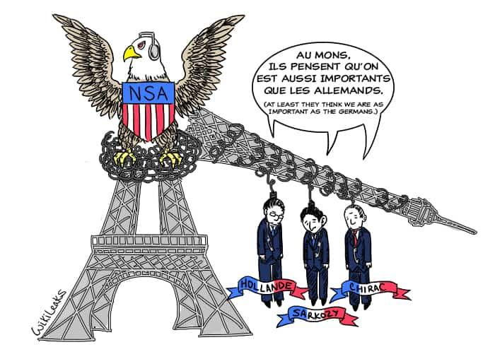 Wikileaks France.