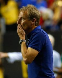 US coach Jürgen Klinsmann.