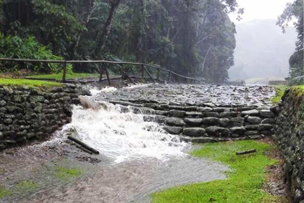 Guayabo Monument National Park