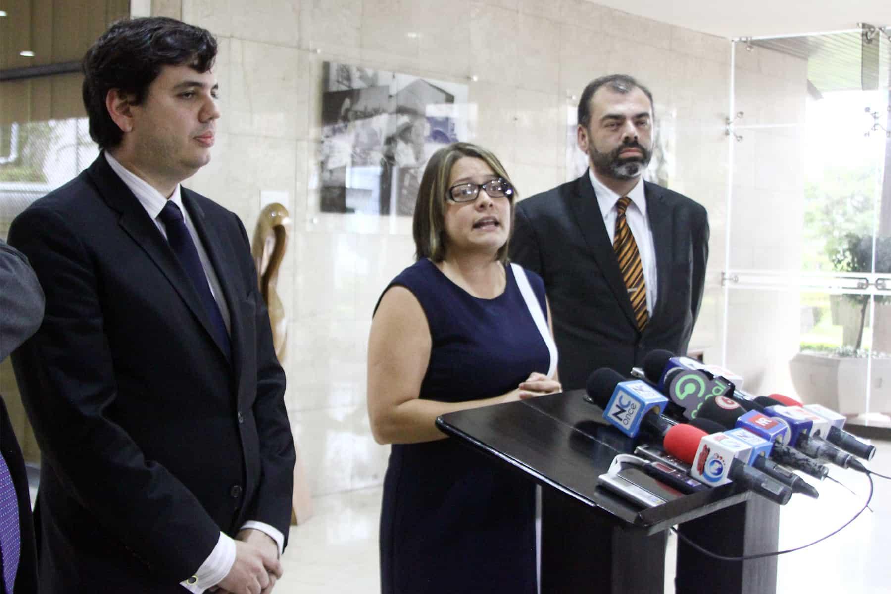 Presidency Vice Minister Ana Gabriel Zúñiga Aponte