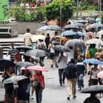 Increased rainfall expected over Costa Rica this week