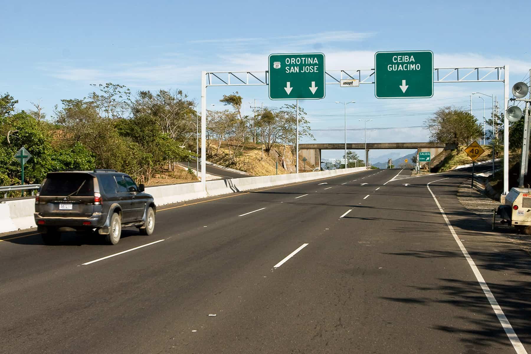Route 27 San José-Puntarenas