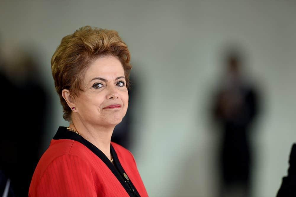 Brazil's President Dilma Rousseff.