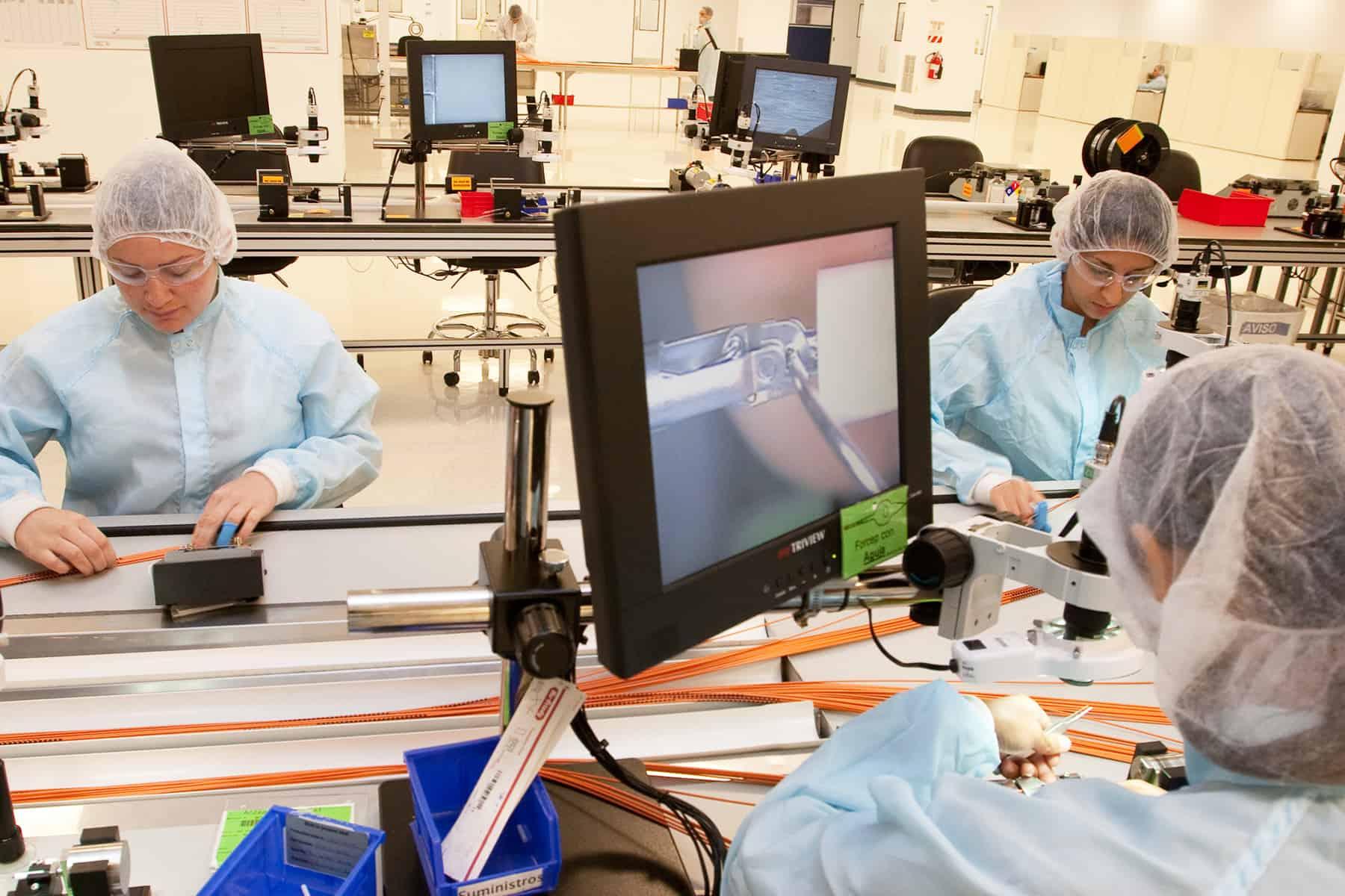 Medical device manufacture in Costa Rica