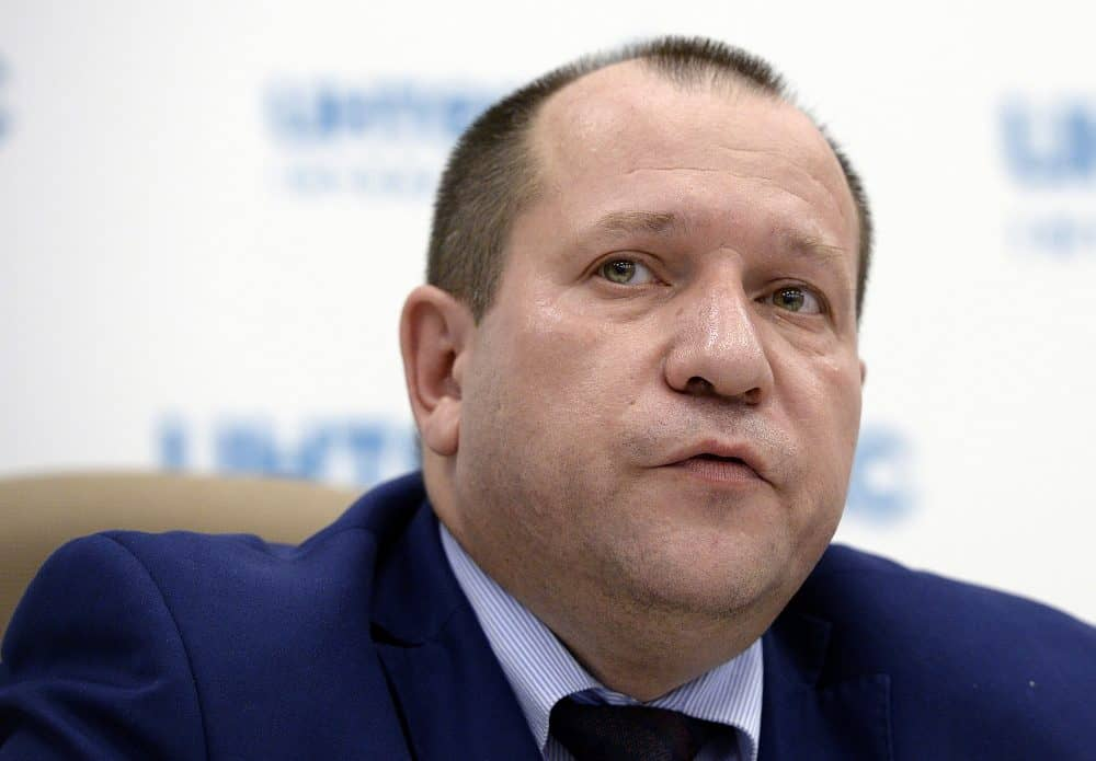 Igor Kalyapin, chairperson of Russia's interregional Committee Against Torture.