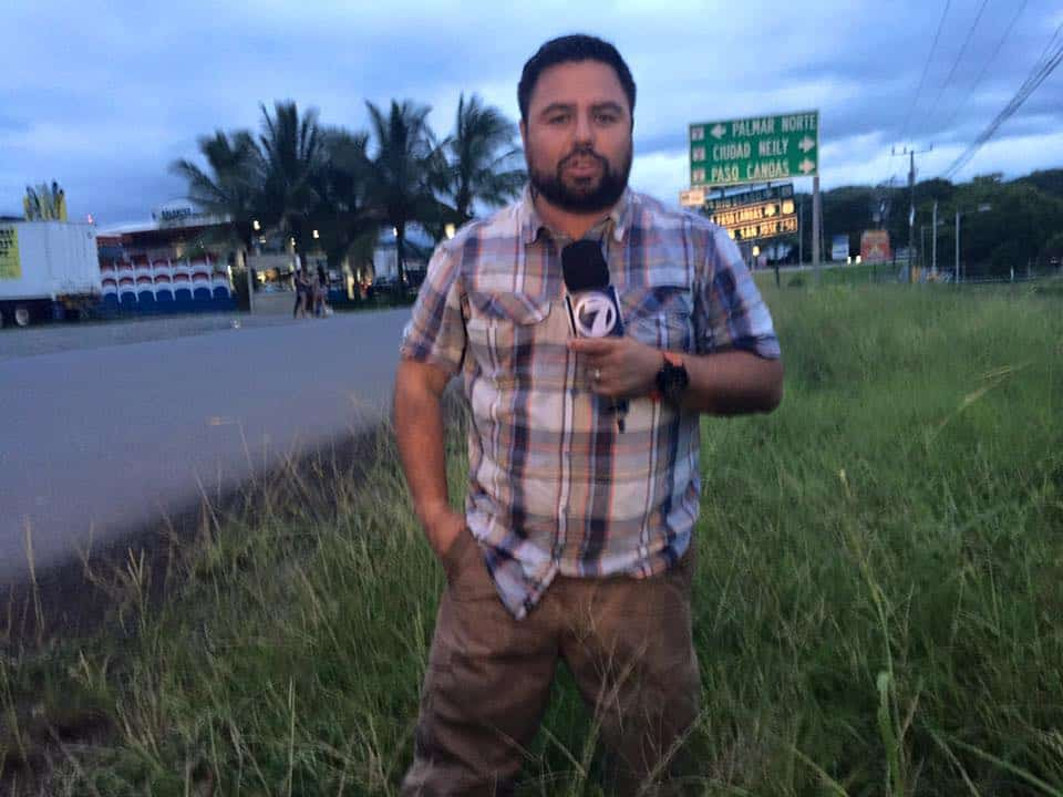 Image result for on the scene reporter