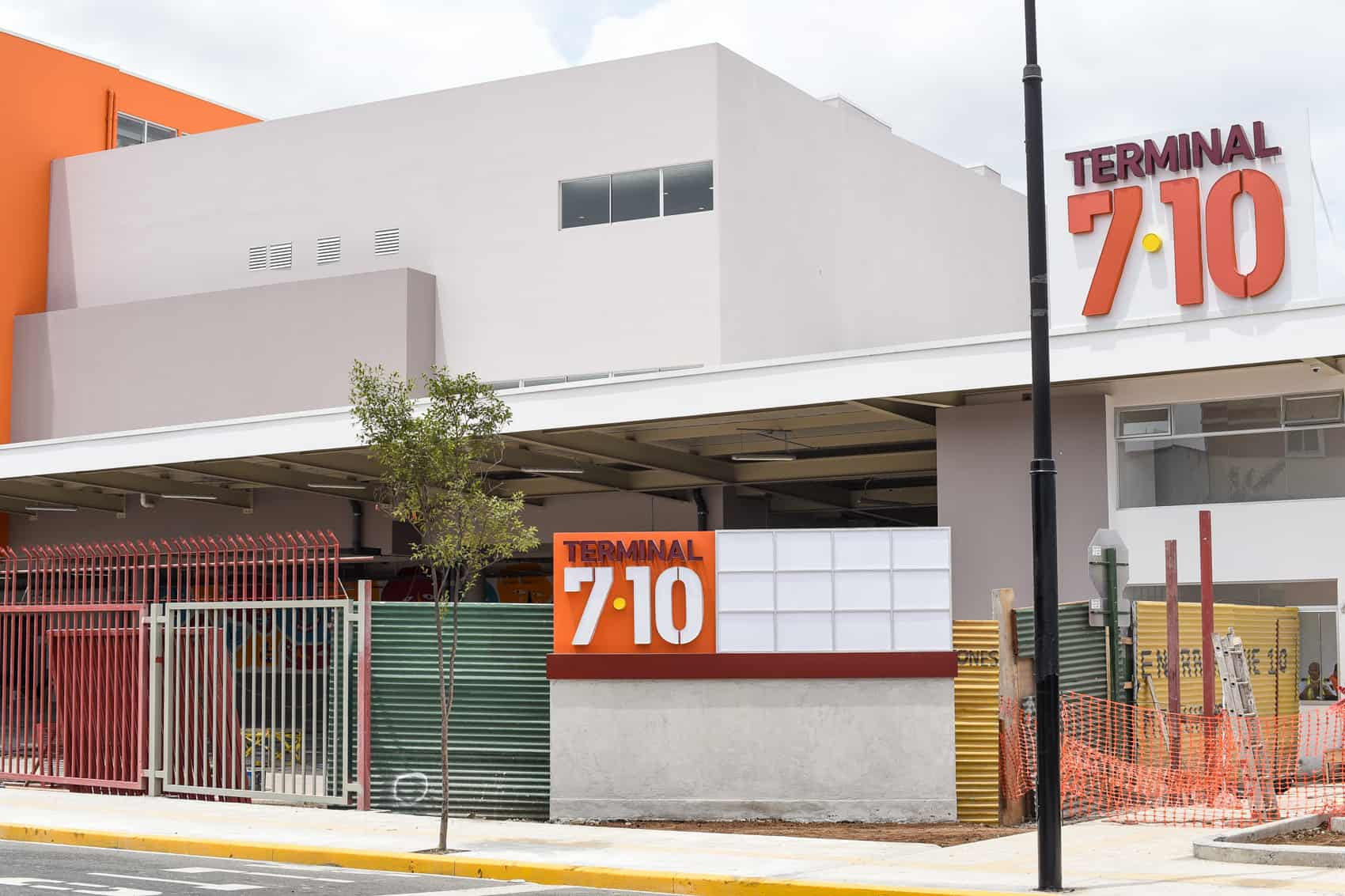 Terminal 7-10 in San José, July 29 2015