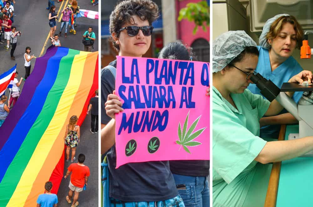 Gay civil unions, medical marijuana and in vitro fertilization are all up for discussion in the upcoming August 2015 extraordinary session.