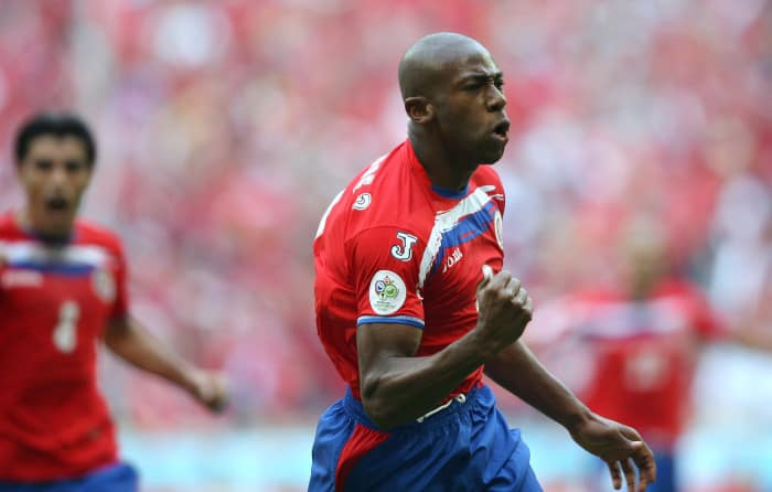Though he was recently in the news for all the wrong reasons, Paulo Wanchope remains one of Costa Rica's greatest players ever.