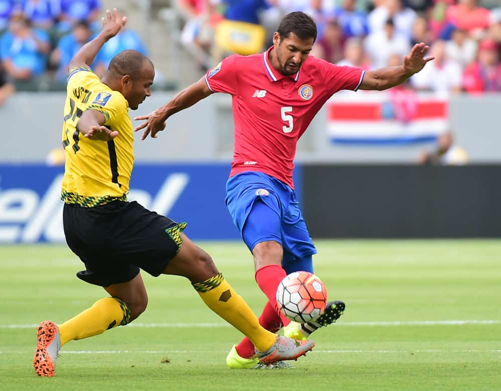 Midfielder Celso Borges was one of Óscar Ramírez's selections for his first 23-man roster as Costa Rica's head coach.