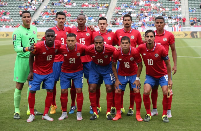 The Costa Rican men's football team will debut under a new coaching staff on Sept. 5 in a friendly against world power Brazil.