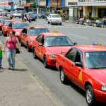 The ultimate guide to taxis in Costa Rica