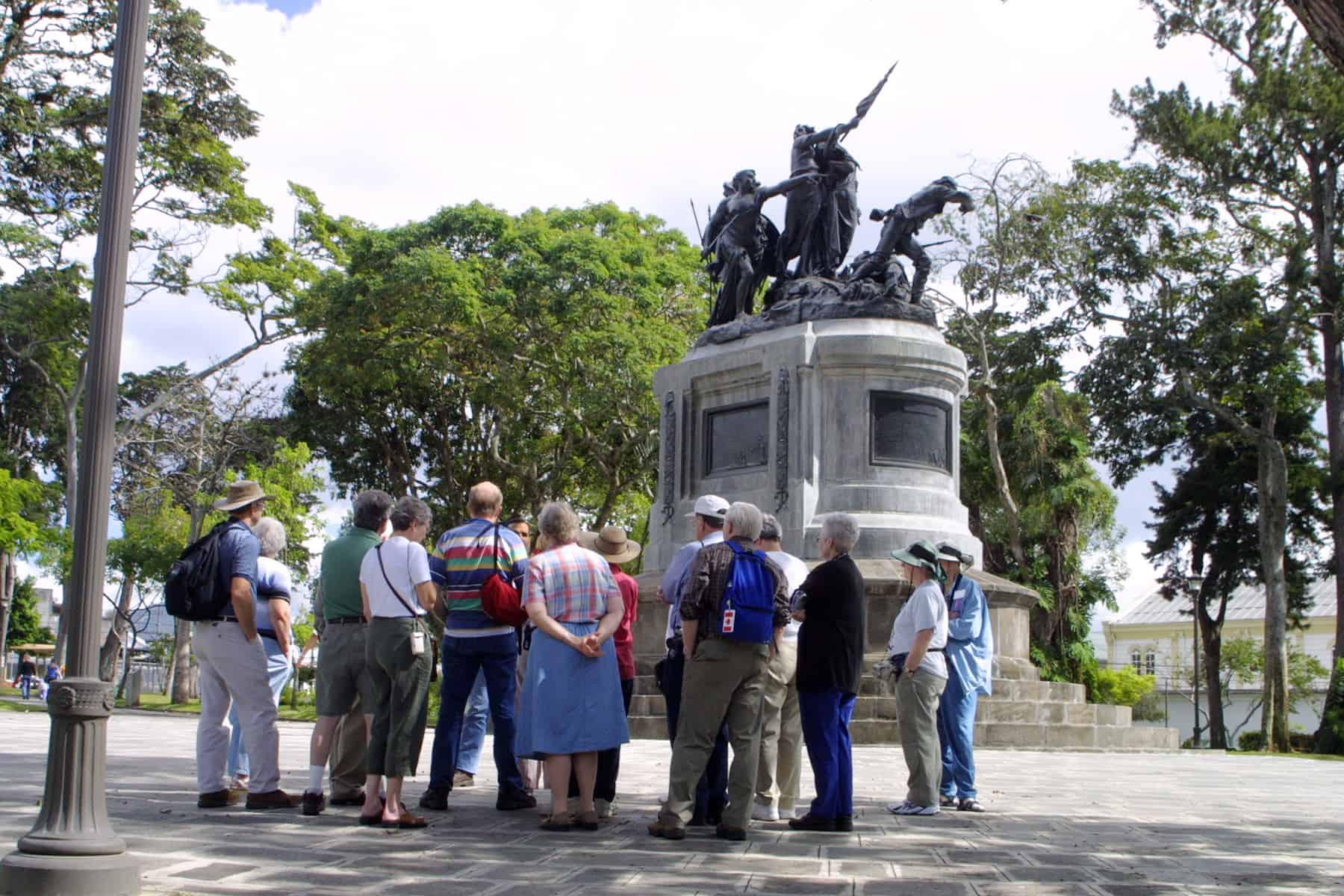 National Park, downtown San José